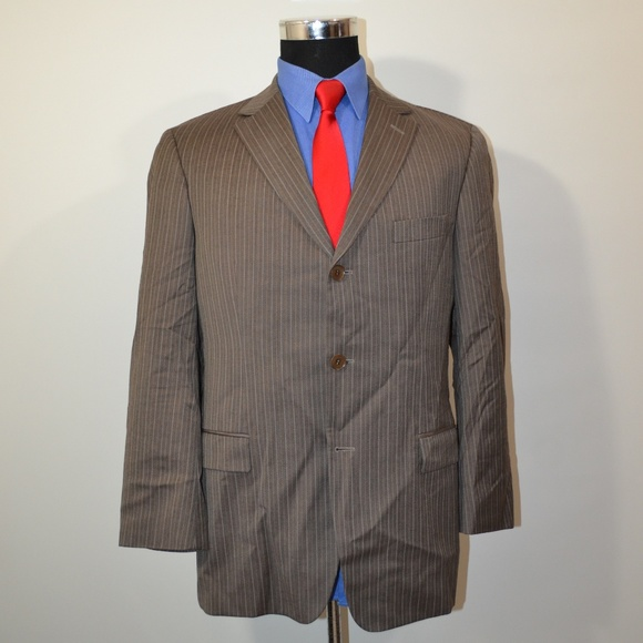 Hugo Boss Other - Hugo Boss 40S Sport Coat Blazer Suit Jacket Gray S